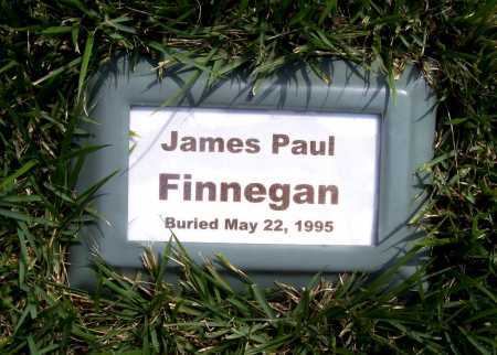 FINNEGAN, JAMES PAUL - Benton County, Arkansas | JAMES PAUL FINNEGAN - Arkansas Gravestone Photos