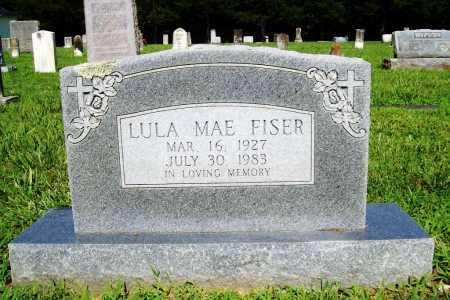 FISER, LULA MAE - Benton County, Arkansas | LULA MAE FISER - Arkansas Gravestone Photos