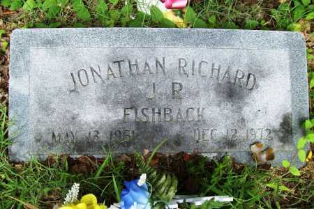"FISHBACK, JONATHAN RICHARD ""J. R."" - Benton County, Arkansas 