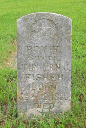 FISHER, ROY E - Benton County, Arkansas | ROY E FISHER - Arkansas Gravestone Photos
