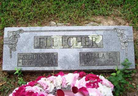 FLETCHER, DELLA E. - Benton County, Arkansas | DELLA E. FLETCHER - Arkansas Gravestone Photos