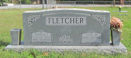 "FLETCHER, THERESE YVONNE ""TERRY"" - Benton County, Arkansas 