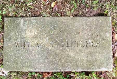 FLETCHER, WILLIAM L. - Benton County, Arkansas | WILLIAM L. FLETCHER - Arkansas Gravestone Photos