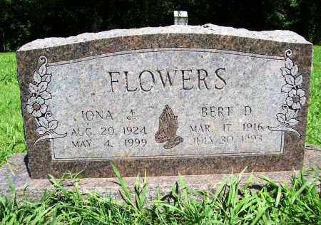 FLOWERS, IONA J. - Benton County, Arkansas | IONA J. FLOWERS - Arkansas Gravestone Photos
