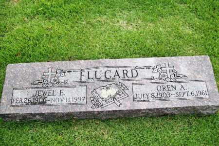 FLUCARD, OREN A. - Benton County, Arkansas | OREN A. FLUCARD - Arkansas Gravestone Photos