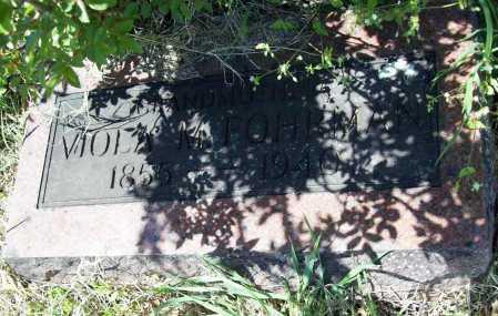 FOHRMAN, VIOLA M. - Benton County, Arkansas | VIOLA M. FOHRMAN - Arkansas Gravestone Photos