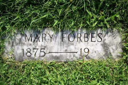 FORBES, MARY - Benton County, Arkansas | MARY FORBES - Arkansas Gravestone Photos