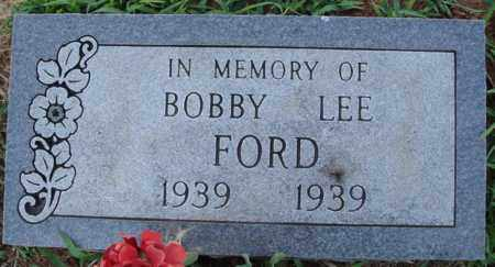 FORD, BOBBY LEE - Benton County, Arkansas | BOBBY LEE FORD - Arkansas Gravestone Photos