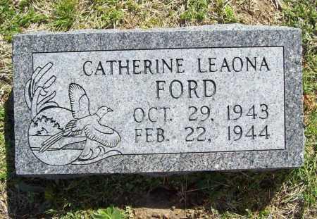 FORD, CATHERINE LEAONA - Benton County, Arkansas | CATHERINE LEAONA FORD - Arkansas Gravestone Photos