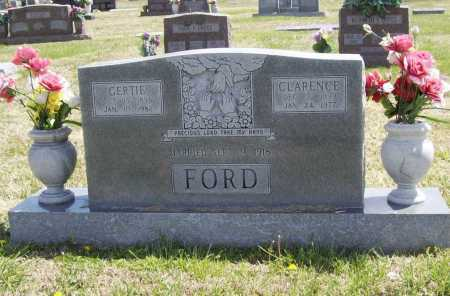 FORD, CLARENCE E. - Benton County, Arkansas | CLARENCE E. FORD - Arkansas Gravestone Photos
