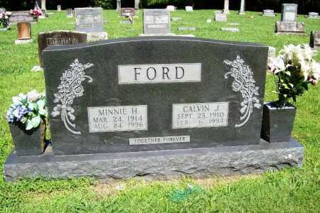 FORD, MINNIE H. - Benton County, Arkansas | MINNIE H. FORD - Arkansas Gravestone Photos