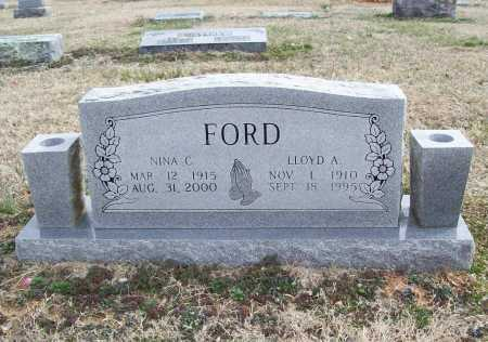 FORD, NINA C. - Benton County, Arkansas | NINA C. FORD - Arkansas Gravestone Photos
