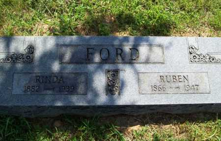 FORD, RUBEN - Benton County, Arkansas | RUBEN FORD - Arkansas Gravestone Photos