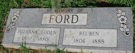 FORD, REUBEN - Benton County, Arkansas | REUBEN FORD - Arkansas Gravestone Photos