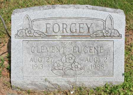 "FORGEY, CLEMENT EUGENE ""GENE"" - Benton County, Arkansas 