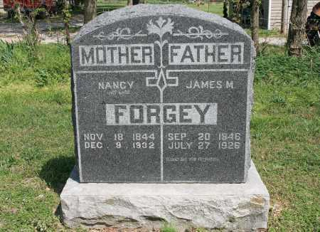 ROLLER FORGEY, NANCY - Benton County, Arkansas | NANCY ROLLER FORGEY - Arkansas Gravestone Photos