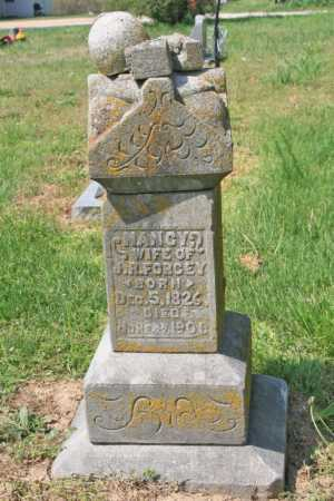 FORGEY, NANCY - Benton County, Arkansas | NANCY FORGEY - Arkansas Gravestone Photos