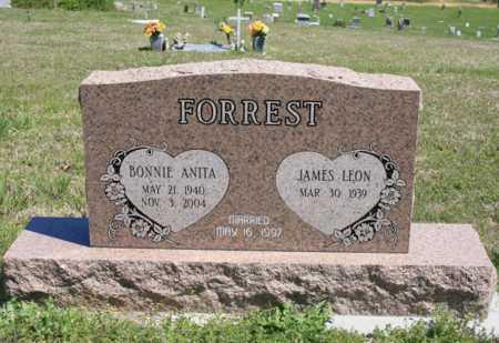 FORREST, BONNIE ANITA - Benton County, Arkansas | BONNIE ANITA FORREST - Arkansas Gravestone Photos