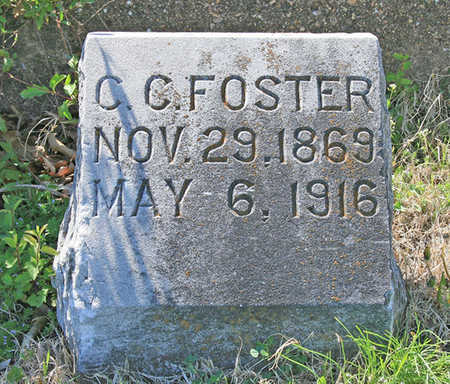 FOSTER, C C - Benton County, Arkansas | C C FOSTER - Arkansas Gravestone Photos