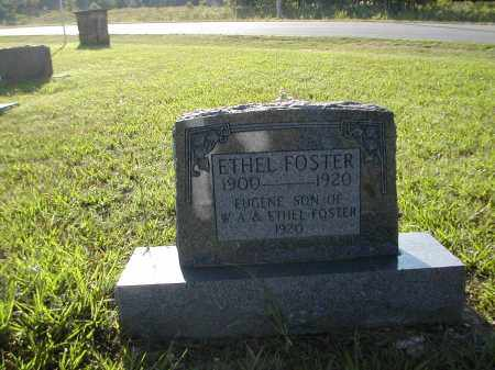 FOSTER, ETHEL - Benton County, Arkansas | ETHEL FOSTER - Arkansas Gravestone Photos