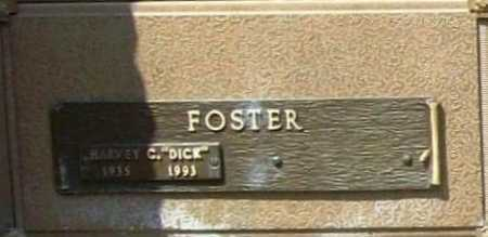 "FOSTER, HARVEY C. ""DICK"" - Benton County, Arkansas 