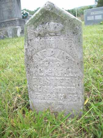 FOSTER, INFANT SON - Benton County, Arkansas | INFANT SON FOSTER - Arkansas Gravestone Photos