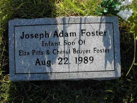 FOSTER, JOSEPH ADAM - Benton County, Arkansas | JOSEPH ADAM FOSTER - Arkansas Gravestone Photos