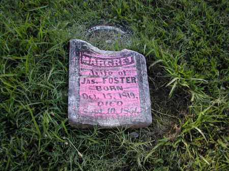 FOSTER, MARGARET - Benton County, Arkansas | MARGARET FOSTER - Arkansas Gravestone Photos