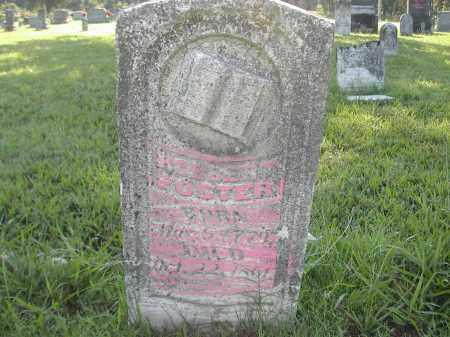 FOSTER, ROBERT MITCHELL SR. - Benton County, Arkansas   ROBERT MITCHELL SR. FOSTER - Arkansas Gravestone Photos