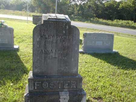 FOSTER, WILEY - Benton County, Arkansas | WILEY FOSTER - Arkansas Gravestone Photos