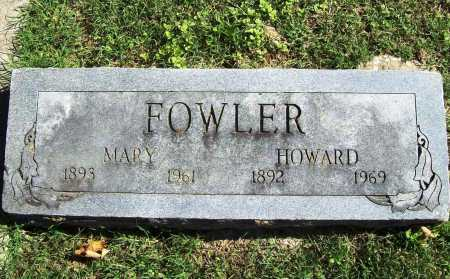 FOWLER, HOWARD - Benton County, Arkansas | HOWARD FOWLER - Arkansas Gravestone Photos
