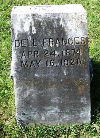 FRANCES ANDERSON, DELL - Benton County, Arkansas | DELL FRANCES ANDERSON - Arkansas Gravestone Photos
