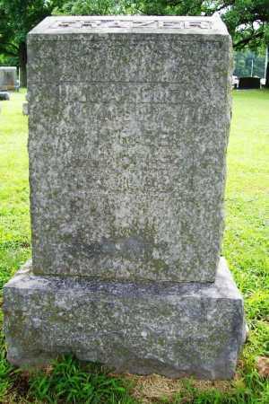 FRAZER, HANNAH ELIZA - Benton County, Arkansas | HANNAH ELIZA FRAZER - Arkansas Gravestone Photos
