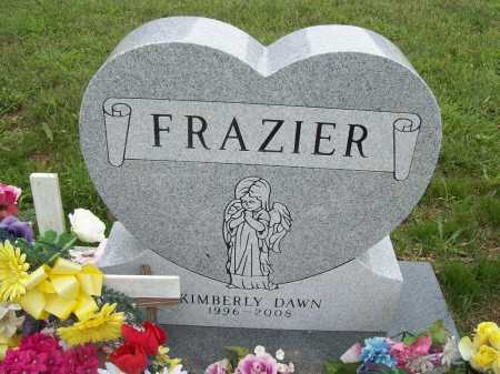 FRAZIER, KIMBERLY DAWN - Benton County, Arkansas | KIMBERLY DAWN FRAZIER - Arkansas Gravestone Photos