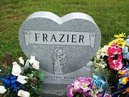 FRAZIER, KRISTAN RENA - Benton County, Arkansas | KRISTAN RENA FRAZIER - Arkansas Gravestone Photos