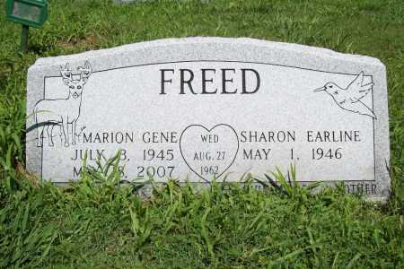 "FREED, MARION ""GENE"" - Benton County, Arkansas 
