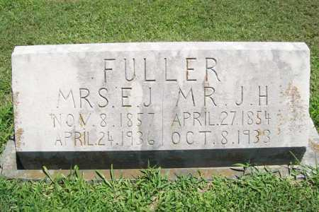 FULLER, J. H. - Benton County, Arkansas | J. H. FULLER - Arkansas Gravestone Photos