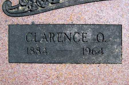 FUQUA, CLARENCE O. (CLOSEUP) - Benton County, Arkansas | CLARENCE O. (CLOSEUP) FUQUA - Arkansas Gravestone Photos
