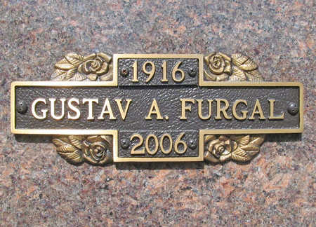 FURGAL, GUSTAV A - Benton County, Arkansas | GUSTAV A FURGAL - Arkansas Gravestone Photos
