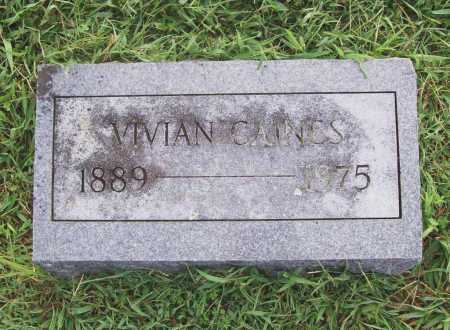 GAINES, VIVIAN - Benton County, Arkansas | VIVIAN GAINES - Arkansas Gravestone Photos