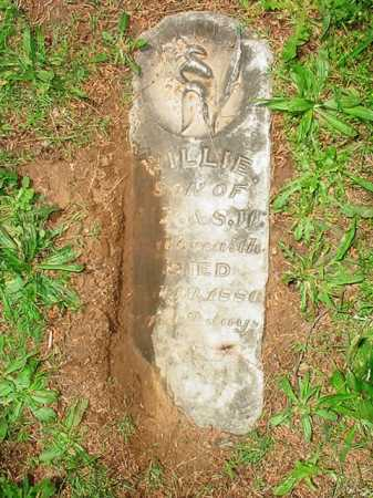 GALBREAITH, WILLIE - Benton County, Arkansas | WILLIE GALBREAITH - Arkansas Gravestone Photos