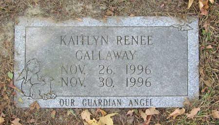 GALLAWAY, KAITLYN RENEE - Benton County, Arkansas | KAITLYN RENEE GALLAWAY - Arkansas Gravestone Photos