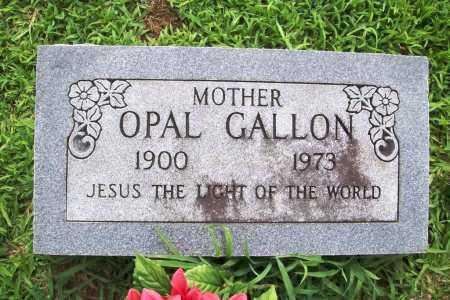 GALLON, OPAL - Benton County, Arkansas | OPAL GALLON - Arkansas Gravestone Photos