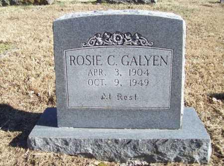 GALYEN, ROSIE C. - Benton County, Arkansas | ROSIE C. GALYEN - Arkansas Gravestone Photos