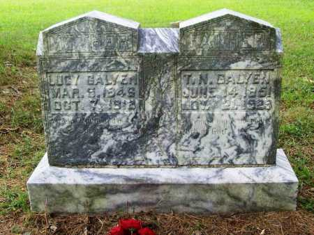 GALYEN, LUCY - Benton County, Arkansas | LUCY GALYEN - Arkansas Gravestone Photos