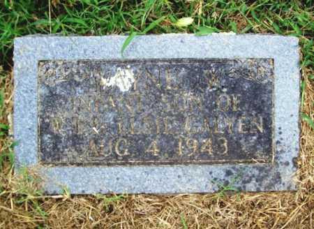 GALYEN, WAYNE W. - Benton County, Arkansas | WAYNE W. GALYEN - Arkansas Gravestone Photos