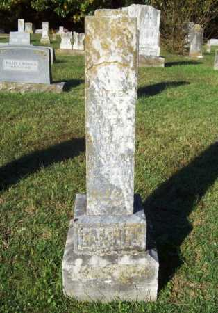 GAMBLE, LUTHER - Benton County, Arkansas | LUTHER GAMBLE - Arkansas Gravestone Photos
