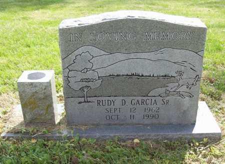 GARCIA, RUDY D. SR. - Benton County, Arkansas | RUDY D. SR. GARCIA - Arkansas Gravestone Photos