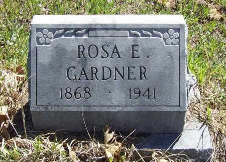 GARDNER, ROSA E. - Benton County, Arkansas | ROSA E. GARDNER - Arkansas Gravestone Photos
