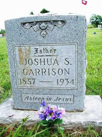 GARRISON, JOSHUA S. - Benton County, Arkansas | JOSHUA S. GARRISON - Arkansas Gravestone Photos